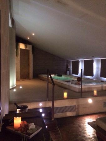 Nos Encanto Un Hotel Con Encanto Romantico Acogedor Y Un Spa Que No Tiene Nada Que Envidiar Picture Of Cal Barber Botarell Tripadvisor