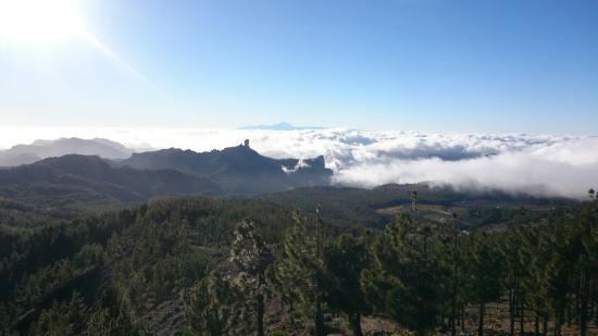 Gran Canaria, España: Stunning view from the top.