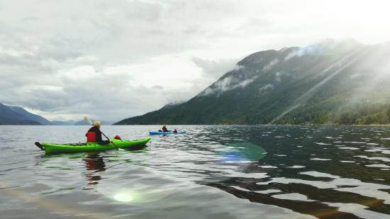 Roberts Creek, Kanada: Experience the beauty of the fjords and inlets of the Sunshine Coast!