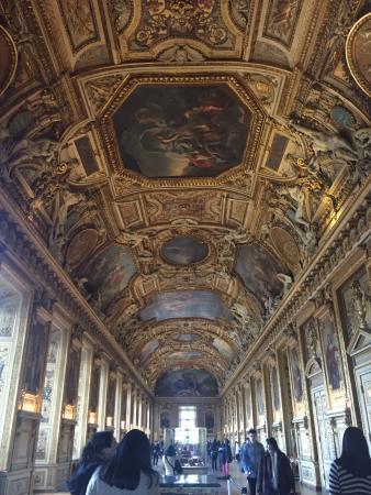 Paryż, Francja: MUSEO DEL  LOUVRE