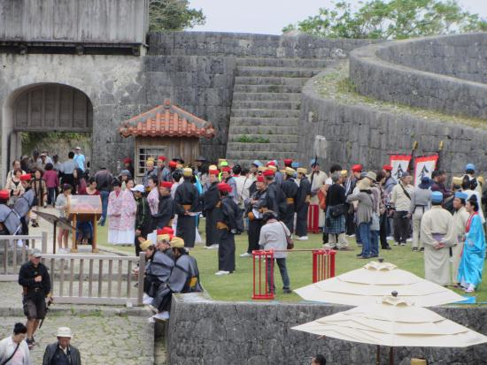 Shuri Castle Festival Naha 2018 All You Need To Know