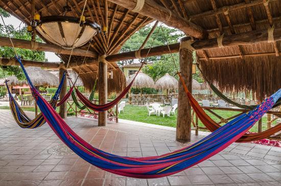Hosteria Tonusco Campestre: Rancho de Hamacas