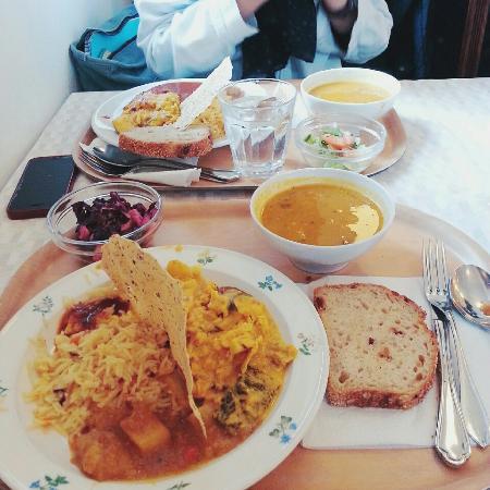 Amazing indian restaurant in Lund! 😘