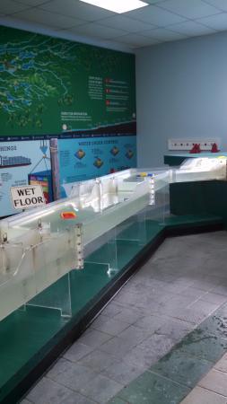 Boat & water room - Picture of Children's Museum of Oak