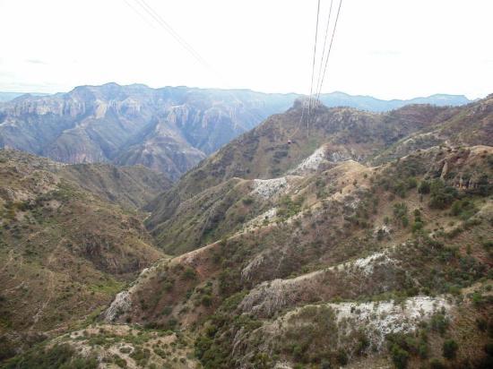 Divisadero, México: Vistas