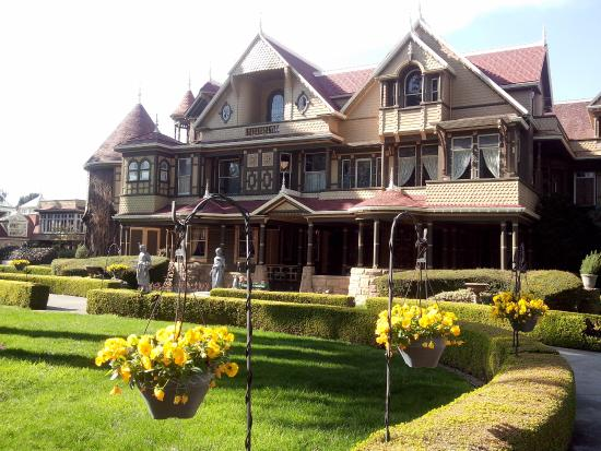 winchester house picture of winchester mystery house san jose rh tripadvisor co za
