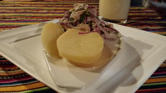Sabores Del Inca