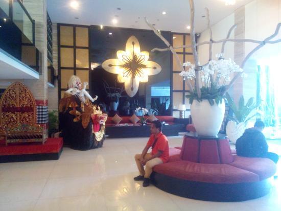 lobby hotel bagus picture of aston kuta hotel residence kuta rh tripadvisor com au