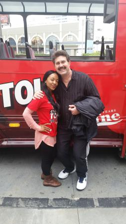 Picture of tmz celebrity tour los angeles for Tmz tours in los angeles