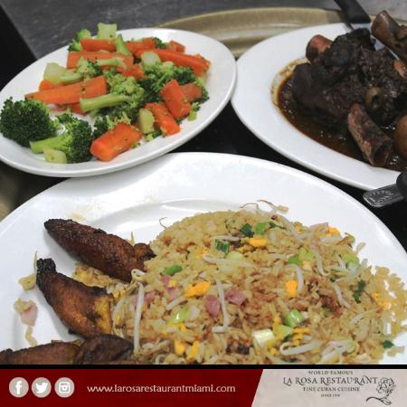 Photo of Caribbean Restaurant La Rosa at 4041 Nw 7th St, Miami, FL 33126, United States