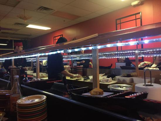 Kimberly, WI: Island Sushi