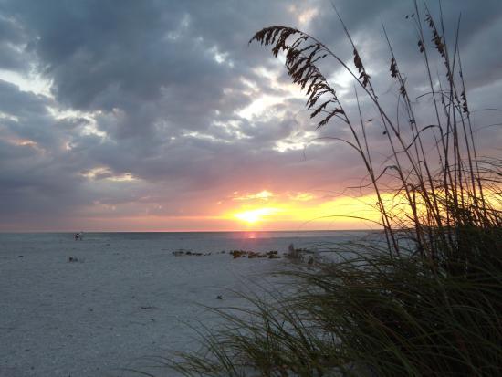 Boca Grande Beach at Sunset