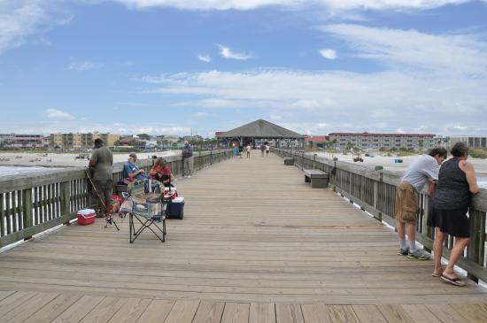 view of tybee island from the pier picture of tybee island beach rh tripadvisor com au