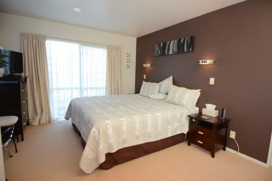 Springwaters Lodge: Moana Room