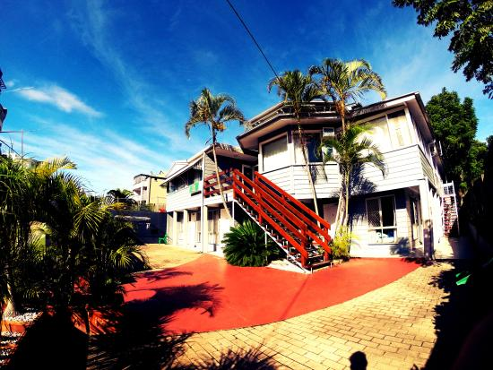 Indooroopilly Lodge and Motel: Street View 2