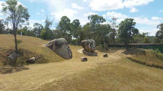 Warwick, Australië: Leslie Dam