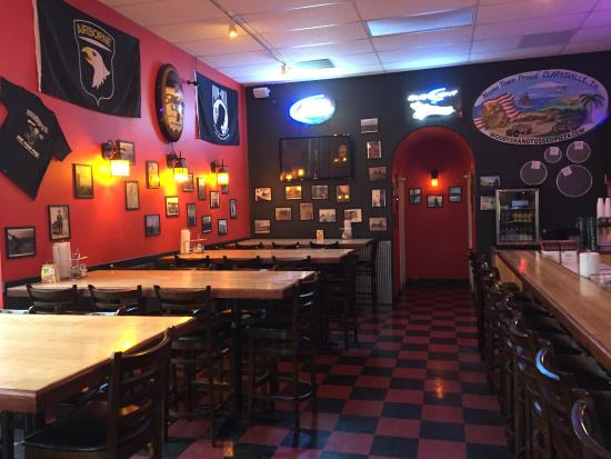 Interior shot of Woody's off of 101st Airborne Rd  - Picture