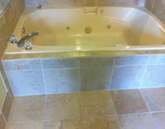 Cedartown, GA: Jacuzzi Tub Suite