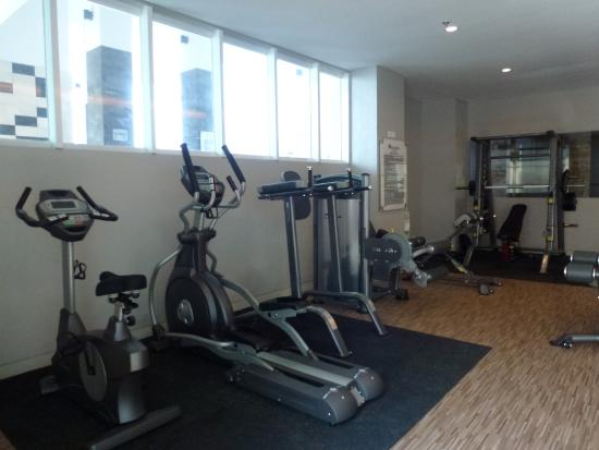 gym picture of swiss belhotel balikpapan balikpapan tripadvisor rh tripadvisor co uk