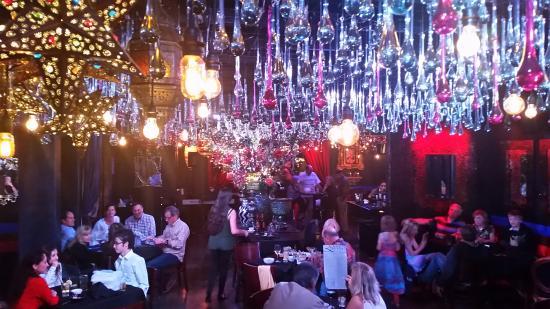 Tubac, AZ: Wonderful decor and ambience