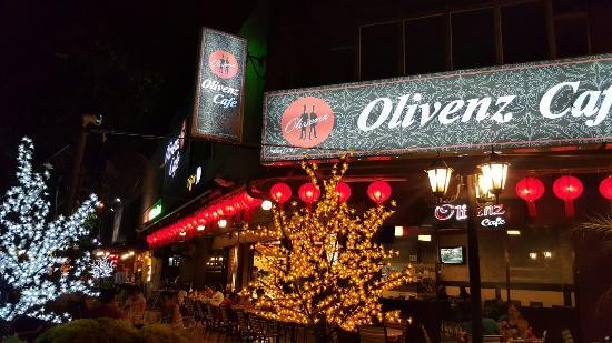 Olivenz Cafe