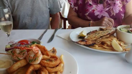 Csalt On The Beach Restaurant and Bistro