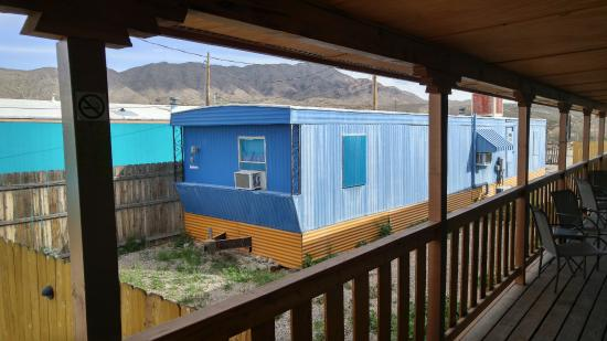 some of the rooms appear to be converted mobile homes picture of rh tripadvisor com