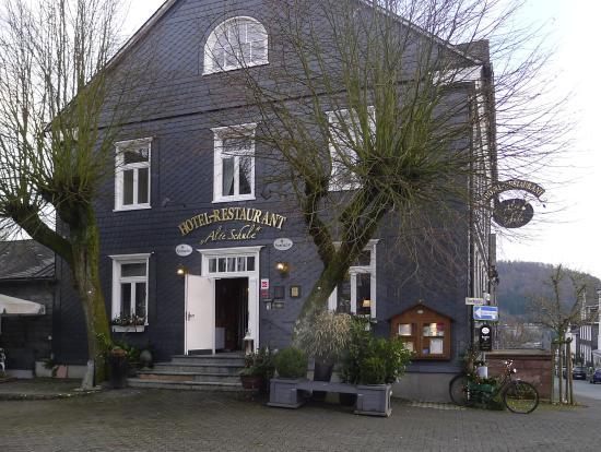 Bad Berleburg, ألمانيا: Alte Schule: Aussensicht