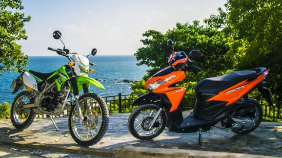 KP Motorbike Rental