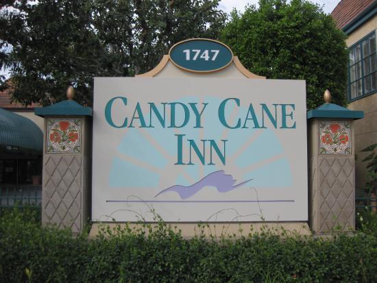 Candy cane inn anaheim ca picture of candy cane inn anaheim