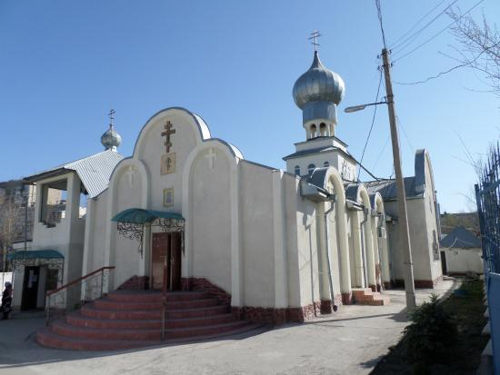 Church of the Holy Prince Vladimir