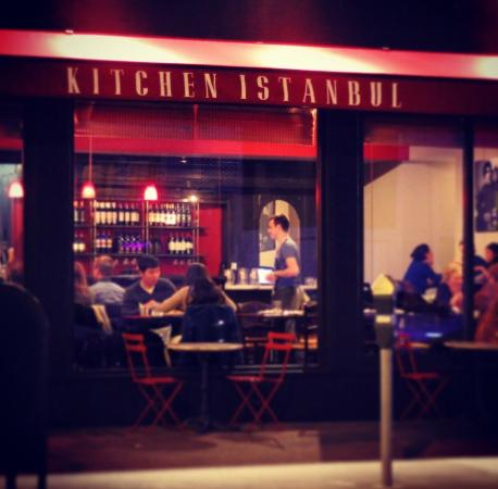 Kitchen Istanbul Restaurant San Francisco