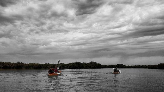 Noukhada Adventure Company: Al Rahba kayak tour.