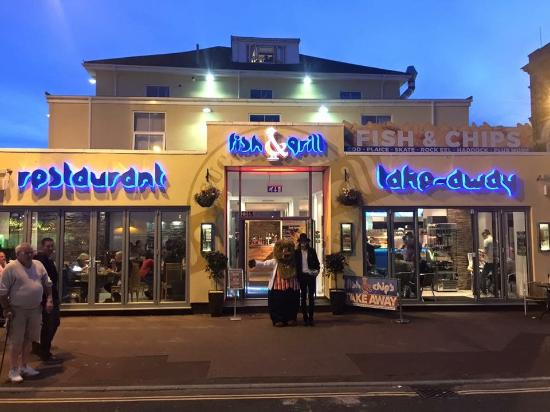 Fish grill great yarmouth restaurant reviews phone for Fish and grill