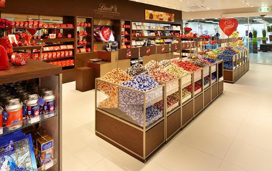 Lindt Chocolate Shop Aubonne