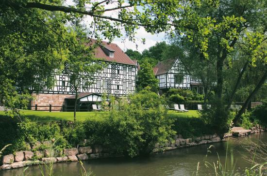 Wartmannsroth, Γερμανία: Seitenansicht