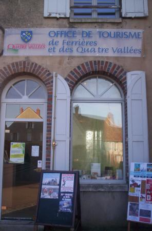 Office de Tourisme de Ferrieres et des Quatre Vallees