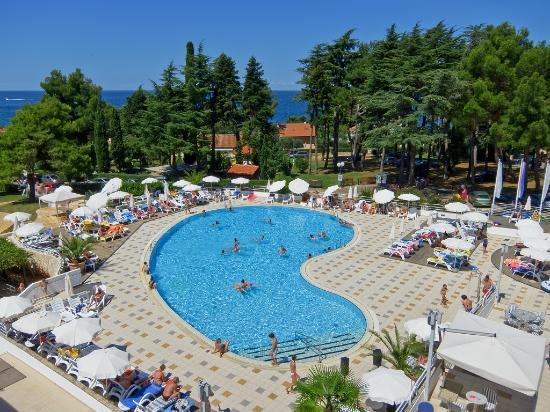 Valamar Pinia Hotel 74 9 3 Prices Resort Reviews Porec Croatia Tripadvisor