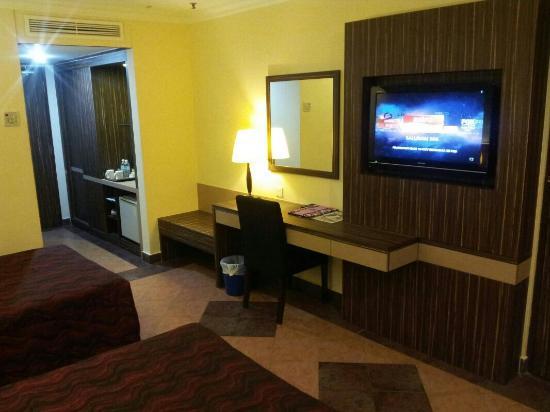 De Rhu Beach Resort: new upgraded Super Deluxe seaview
