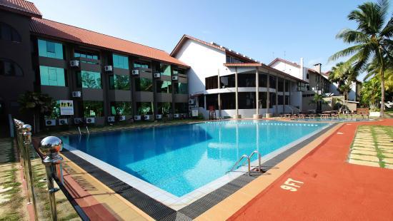 terrace wading pool picture of de rhu beach resort kuantan rh tripadvisor co za