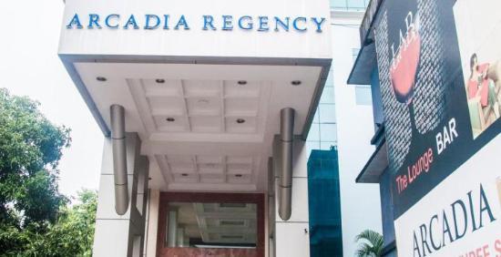 Arcadia Regency Hotel Alleppey: extrior view