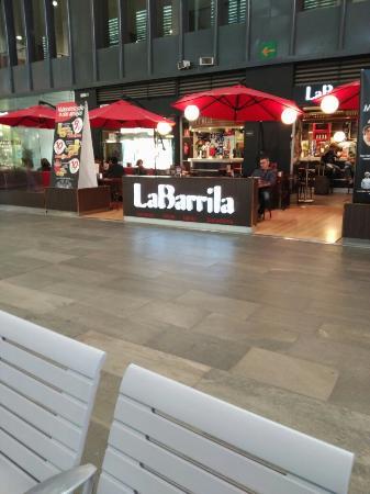 La Barrila Sevilla