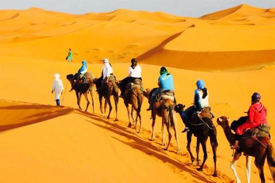 Morocco Authentic Tours