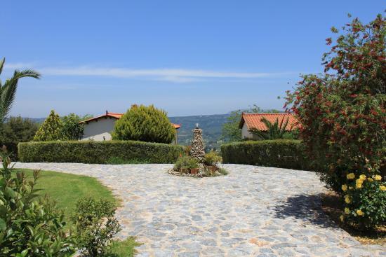 Φίλιππος, Ελλάδα: Aspalathos villas outdoor