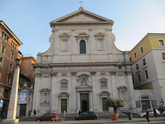 Rome Chrétienne et ses monuments - EUGENE DE LA GOURNERIE - 1867 Santa-maria-in-traspontina
