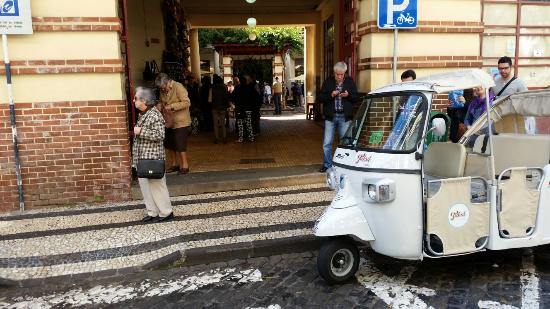 tukxi grand tour funchal old town picture of tukxi madeira rh tripadvisor co za