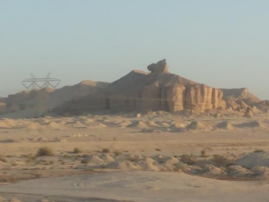 Al Ahsa, Arabie Saoudite: Nice Desert Safari...