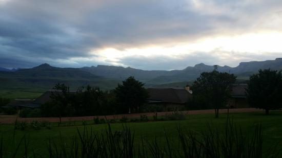 uKhahlamba-Drakensberg Park, Sør-Afrika: 20160209_172914_large.jpg