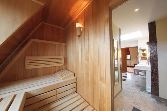 Badezimmer SPA-Suite - Bild von Hotel Hohenlohe, Schwäbisch Hall ...