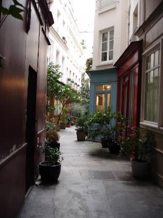 Passage de L'Ancre